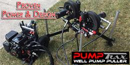 Well Pump Puller >> Drilling Equipment Sales Inc Pumptrax Pump Puller